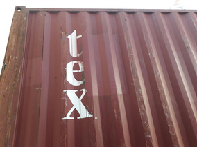 Contenedores Containers Marítimos 20 Pies Nacionalizados