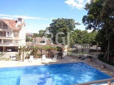 Casa Condomínio Em Pedra Redonda Com 4 Dormitórios - Ev3700