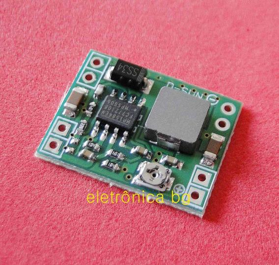 Conversor Dc Dc Entrada 4v A 30v Mp1584 | Kit C/ 6
