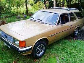 Chevrolet Caravan Comodoro 1980