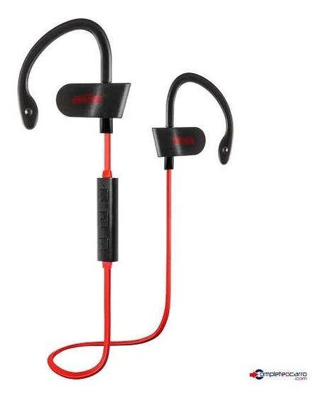 Fone De Ouvido Bluetooth Esportivo Bt009 - Feasso