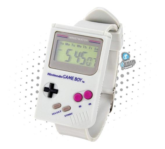 Reloj Game Boy Paladone Licencia Oficial Nintendo