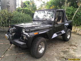 Jeep Wrangler Sahara Mt 4000cc Lona