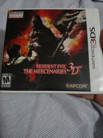 Resident Evil The Mercenaries