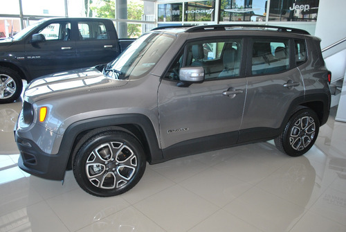 Jeep Renegade Longitud At 2021