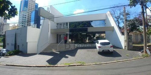 Imagem 1 de 24 de Salão Para Alugar, 493 M² Por R$ 20.000,00/mês - Chácara Da Barra - Campinas/sp - Sl0245