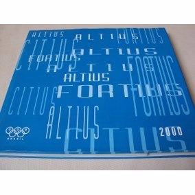 Livro Citius Altius Fortius Olimpíadas Sidney