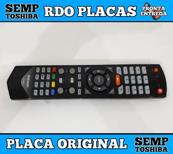 Controle Remoto Semp Toshiba Ct6560 Novo Original