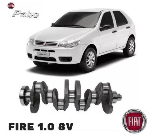 Virabrequim Fiat Fire 1.0 8v Novo Uno Palio 46778915