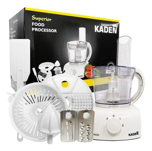 Multi Procesadora De Alimentos Kaden 350 W Kfp351 Dimm