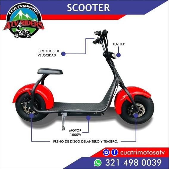 Scooter Eléctrica 1000w Mod 2019 Nueva