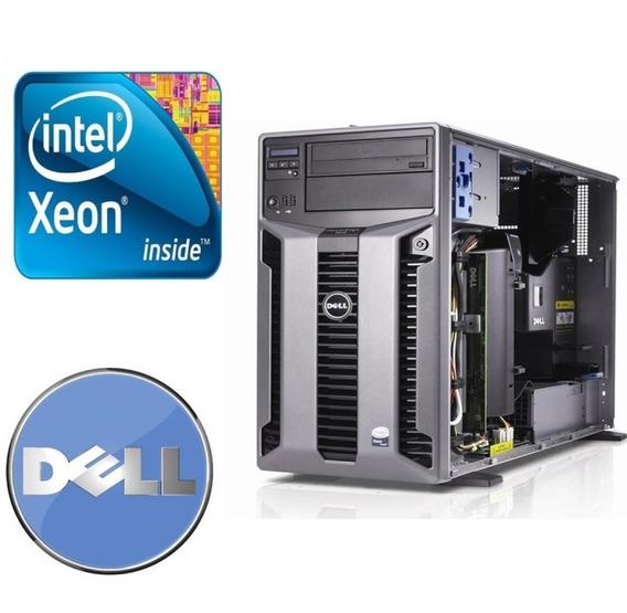 Servidor Dell Poweredge T610 20g Xeon E5620 2 Hds Sas 300gb