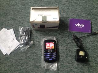 ® Alcatel One Touch 255, Caixa, Carregador, Fone -desbl #3 ®