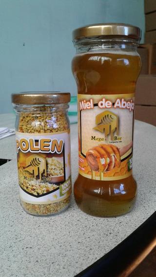 Miel 100% Pura. Productos Mega Bee Cerca De Ti.