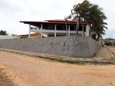 Oportunidade Imperdível De Mansão Na Praia Porto Das Dunas. - 246