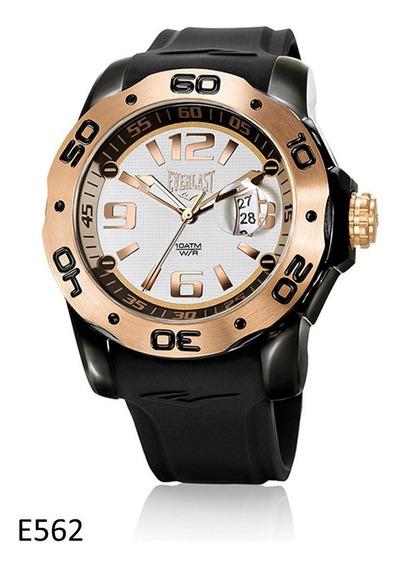Relógio Pulso Everlast Esportivo Masculino Analógico E562