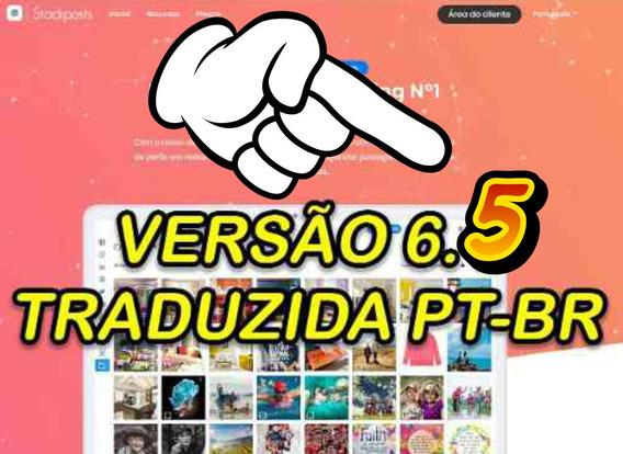 Novo - Stackposts 6.5 + 18 Módulos + Traduzido Pt-br + Tema