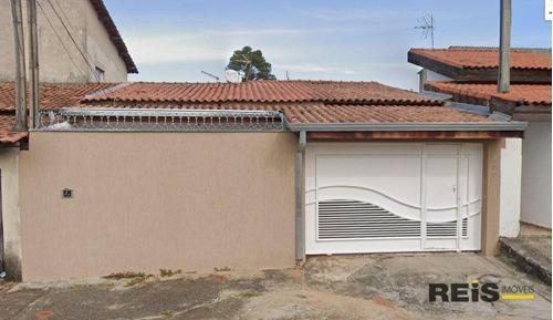 Casa Com 3 Dormitórios À Venda, 170 M² Por R$ 350.000,00 - Conjunto Habitacional Júlio De Mesquita Filho - Sorocaba/sp - Ca0988