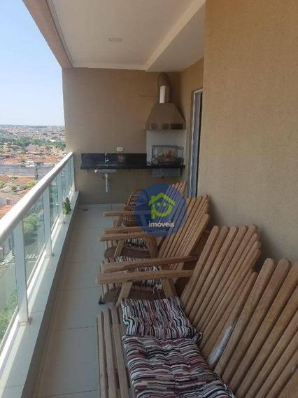 Apartamento Novo Com 2 Dormitórios À Venda Por R$ 450.000 - Boa Vista - São José Do Rio Preto/sp - Ap7290