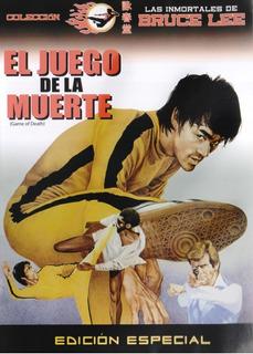 El Juego De La Muerte Bruce Lee Dvd Original Game Of Death