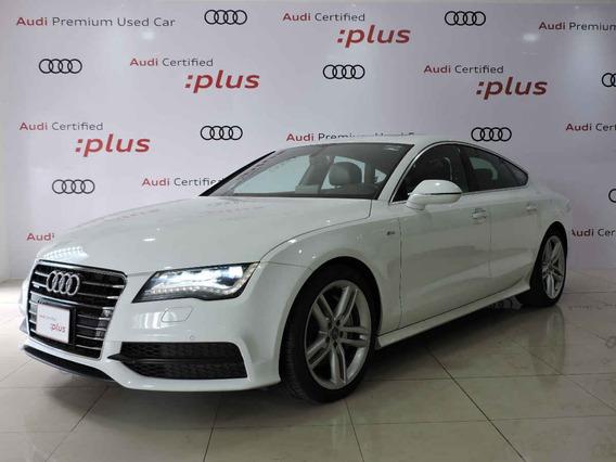 Audi A7 4p S Line 3.0l S Tronic Quattro