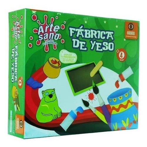 Fabrica De Yeso Artesano Kit Arte Habano Ed