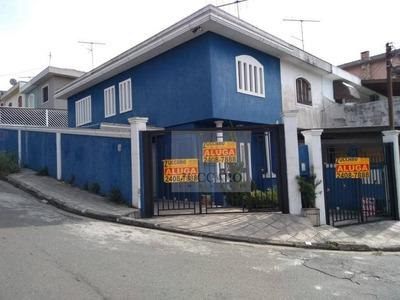 Sobrado Comercial Com 05 Salas + Copa + 02 Vagas Para Locação, 170m² Por R$ 2.600,00 Total/mês - Gopoúva - Guarulhos/sp - So3560