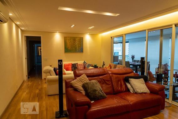 Apartamento Para Aluguel - Barra Funda, 4 Quartos, 160 - 893030542
