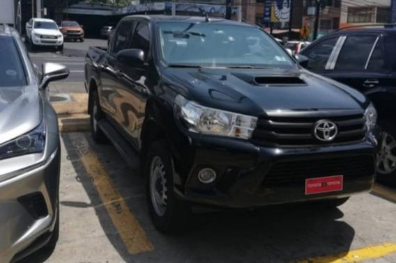 Toyota Hilux 4x4 Automatica 2016