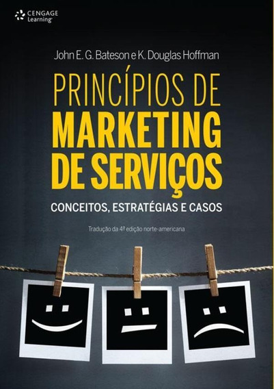 Principios De Marketing De Servicos - 3ª Ed - Traducao Da