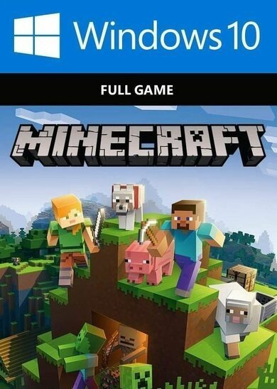 Minecraft Windows 10 Edition Microsoft Key Original