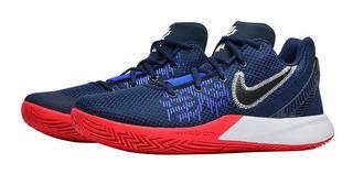 Tenis Nike Kyrie Flytrap Ii Azul C/ Rojo #25 A 30 Buen Fin