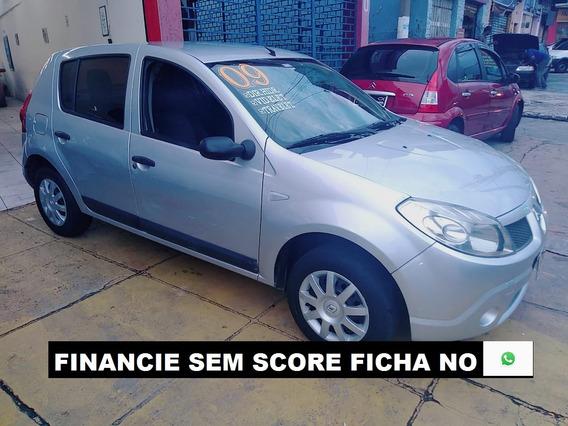 Renault Sandero Financiamento Sem Score Para Sao Paulo
