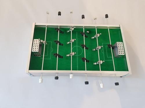 Imagen 1 de 3 de Metegol Futbol Metal Mini - Ideal Regalo Hermoso!