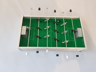 Metegol Futbol Metal Mini - Ideal Regalo Hermoso!