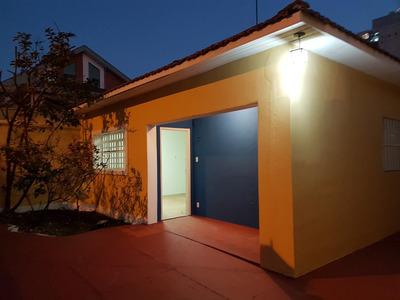 Casa Térrea + 2 Salões Comercial