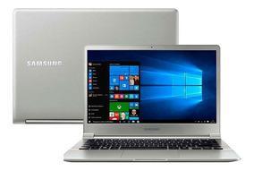Notebook Samsung Style Core I7-7500u 8gb Ssd 256gb Barato