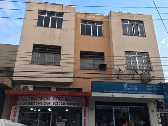 Apartamento Para Venda Em Volta Redonda, Aterrado, 2 Dormitórios, 1 Banheiro - 042_2-232217