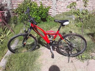 Bicicleta Aurora 24 Sx Forty Frame Casi Sin Uso