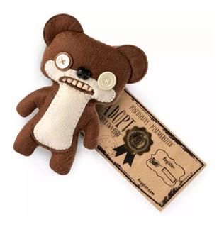 Fuggler Funny Ugly Monster Peluche Brown C/u