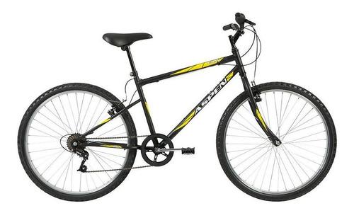 Bicicleta Aro 26 Caloi 7 Marchas Aspen Lazer