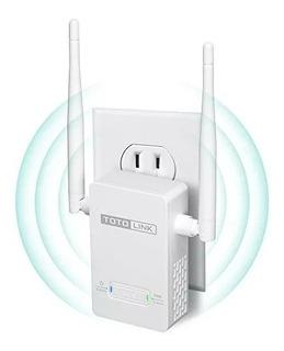 Extensor De Alcance Wifi Router Ex200 Con Antena Externa