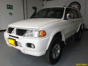 Mitsubishi Nativa 3.5l At 3500cc 4x4