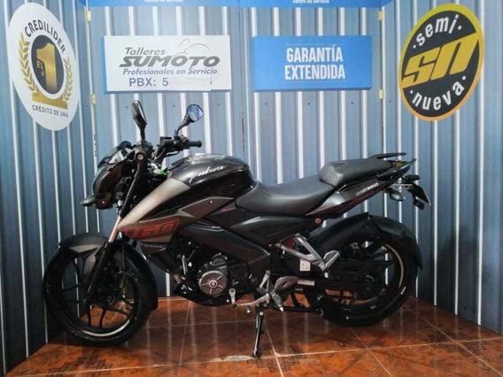 Pulsar Ns 160 Fi Std Modelo 2020 Medellin