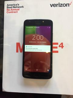 Celular Motorola E4