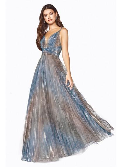 Vestido De Fiesta Cinderella #cj538