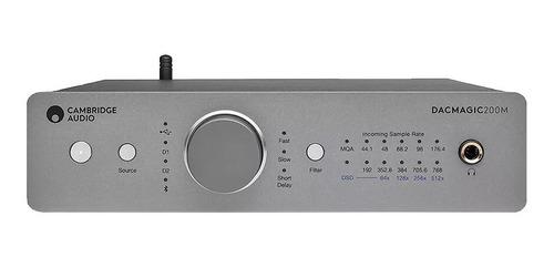 Conversor Digital Cambridge Audio Dac Magic 200m Mqa 220v