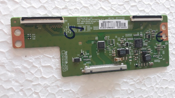 Pci T-con Tv Lg 43lw300c - Placa T-con