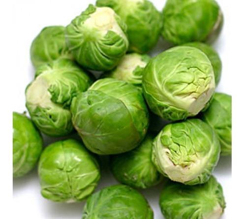 Imagen 1 de 3 de 50 Semillas Organicas De Repollo O Repollito De Bruselas