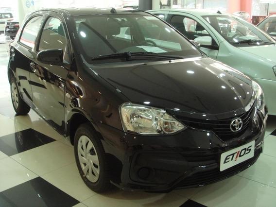 Toyota Etios 1.3 16v X 5p Hatch Completo Manual 0km2020